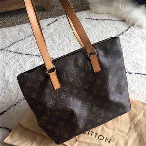 Louis Vuitton cabas tote